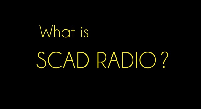 What is SCAD Radio?