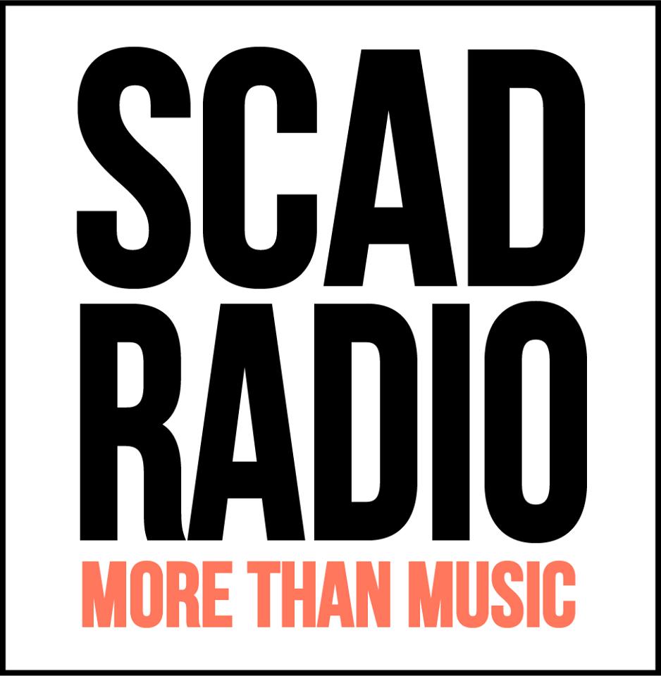SCAD Radio Logo