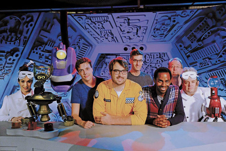 Mystery Science Theater 3000: The Return – Next Sunday AD