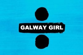 ed sheeran galway girl, divide