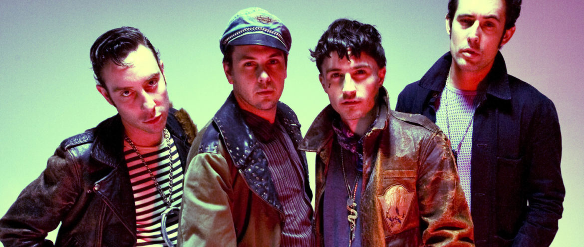 The Black Lips… made a concept album. Trust me it's not what you think.