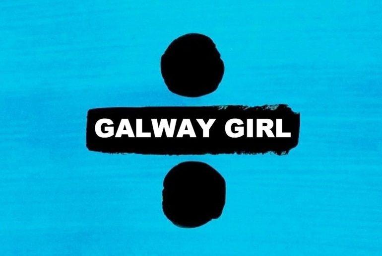 ed sheeran galway girl, divide