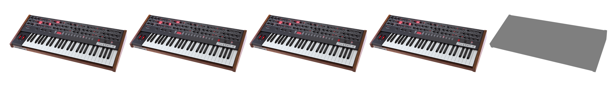 synth keyboards