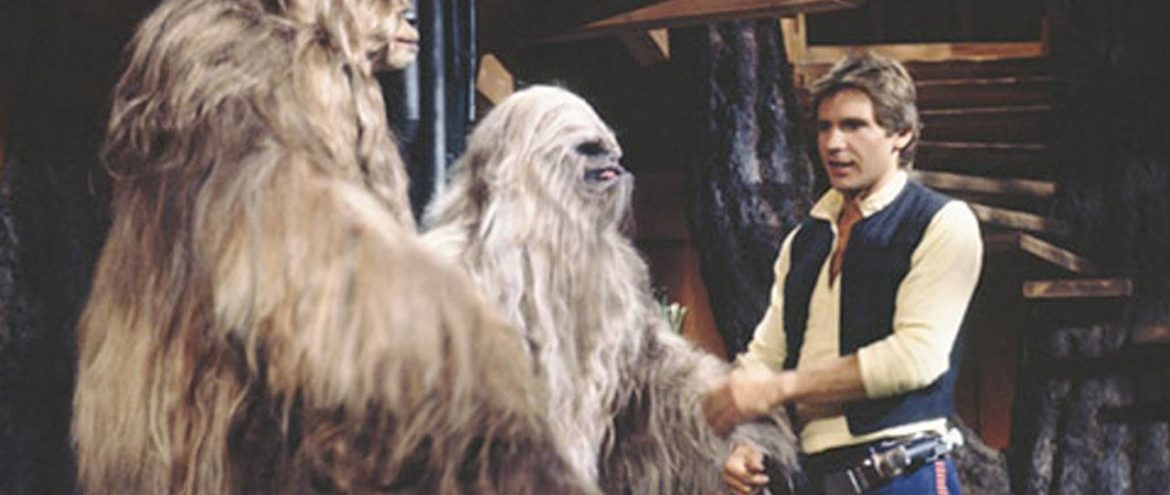 The Straw That Broke The Space-Camel's Back: Looking at The Star Wars Holiday Special